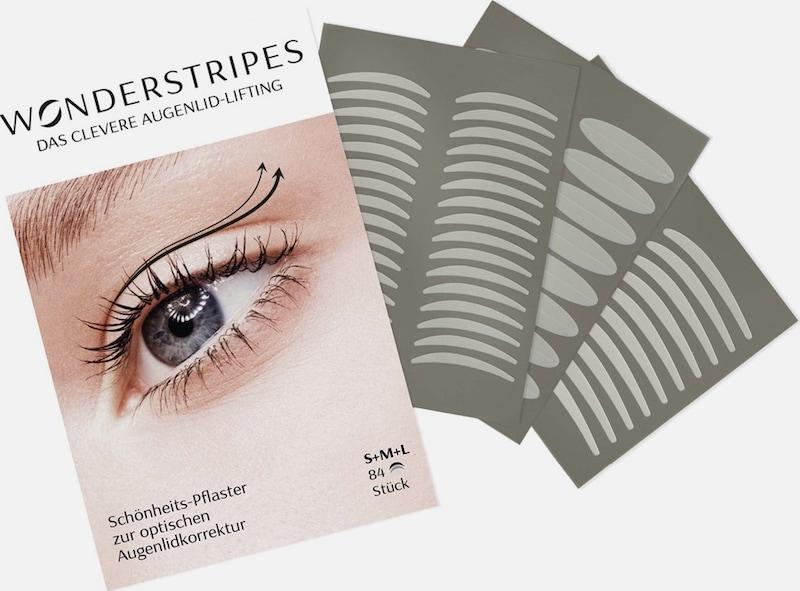 WONDERSTRIPES 'Starter-Set', Augenlid-Korrektur Pflaster in 3 Größen & Erfrischendes Tonic