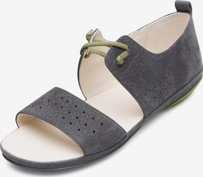 CAMPER Sandalen ' Right ' in grau / weiß, Produktansicht