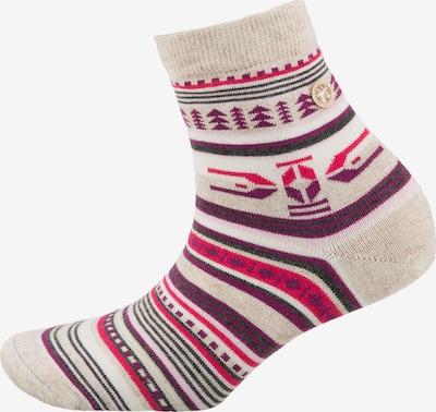 BIRKENSTOCK 1er Pack Fashion Ethno I Socken in mischfarben, Produktansicht