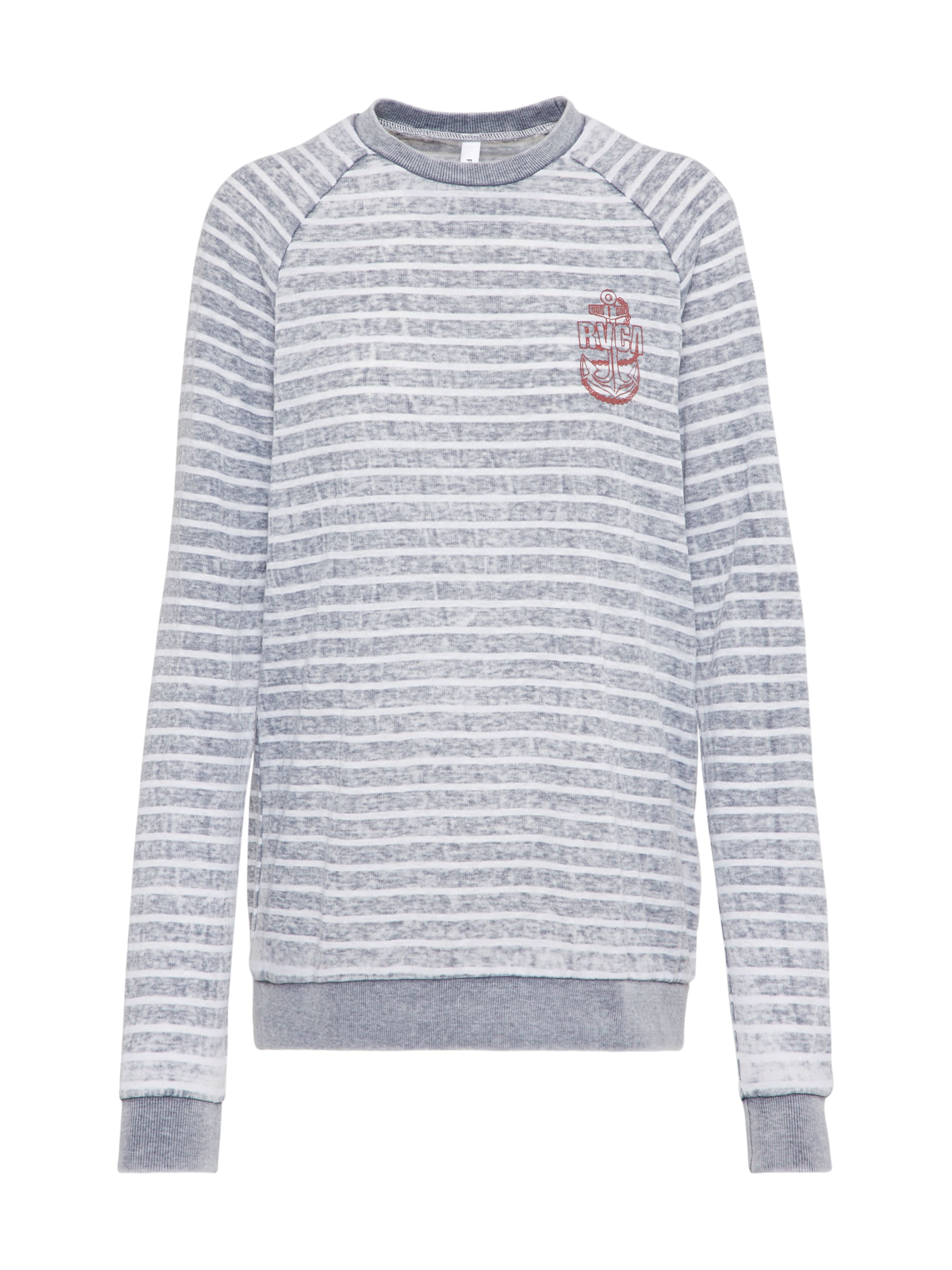 'safe NavyWeinrot Harbor' Weiß In Sweatshirt Rvca clFTKJ1