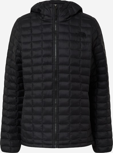 THE NORTH FACE Veste outdoor 'ThermoBall™ Eco' en noir, Vue avec produit