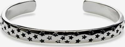 ROYAL-EGO Armspange 'Sterne' in silber, Produktansicht