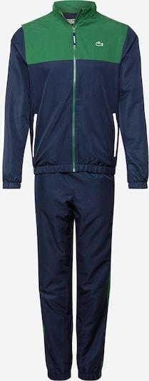 Lacoste Sport Sport-Anzüge 'Taffetas Diamante' in marine / grün / weiß, Produktansicht