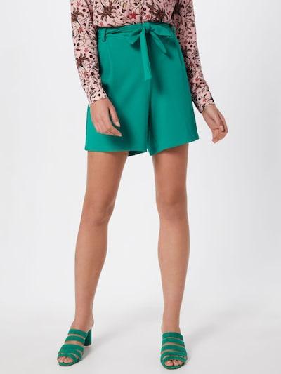 VILA Hose 'LOAN' in grün, Modelansicht