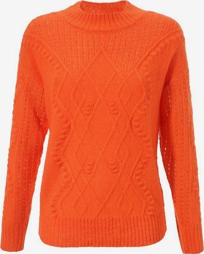 Aniston CASUAL Pullover in orange, Produktansicht
