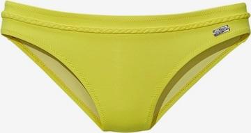 Bas de bikini 'Happy' BUFFALO en jaune