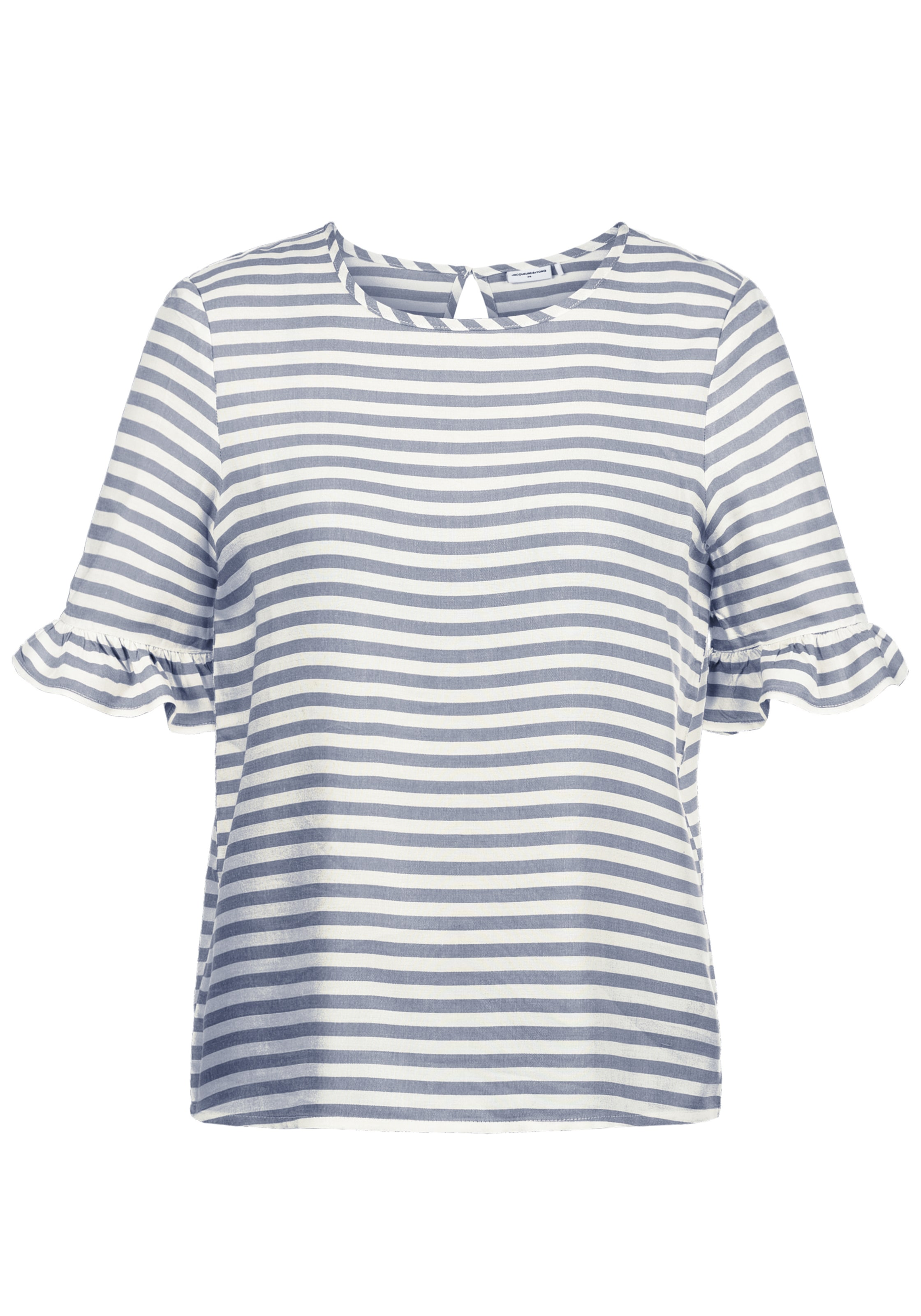 BlauWeiß Yong In Shirt De Jacqueline oerdEQxBWC