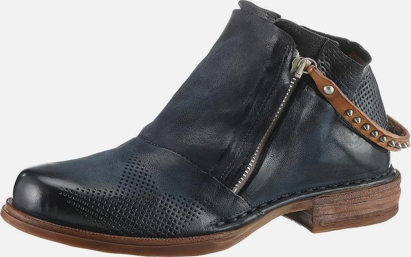 A.S.98 AnkleStiefel AnkleStiefel AnkleStiefel Leder Bequem, gut aussehend 8863df