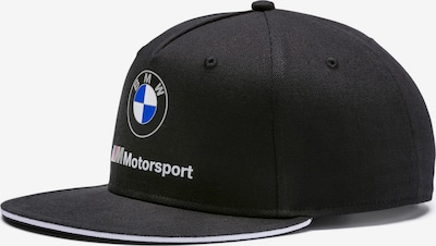 PUMA Sportpet 'Bmw M Motorsport' in de kleur Zwart, Productweergave