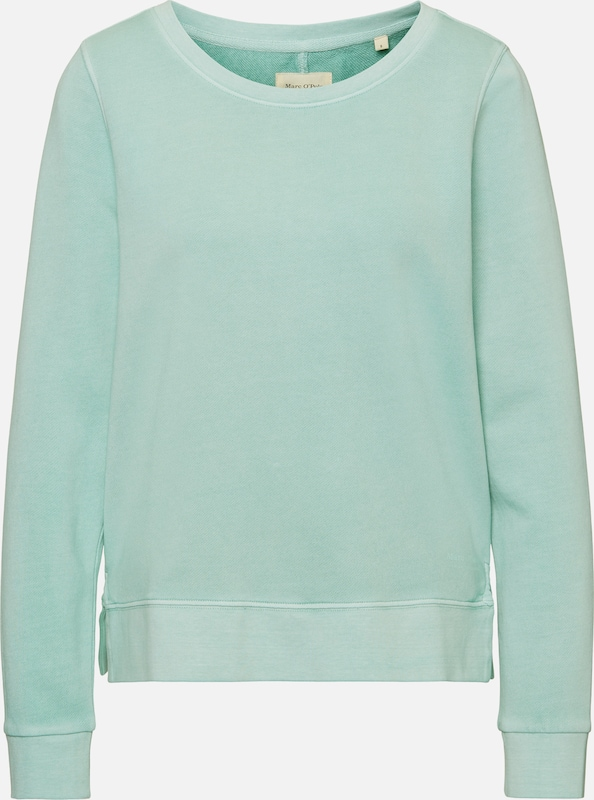 Marc O'Polo Sweatshirt in mint, Produktansicht
