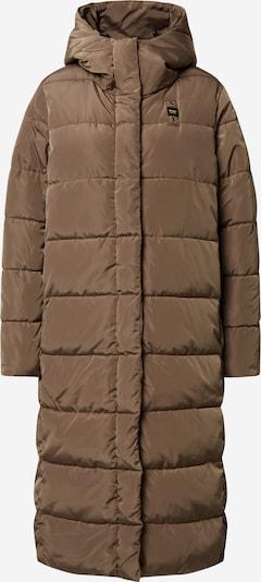 Blauer.USA Manteau d'hiver en kaki, Vue avec produit