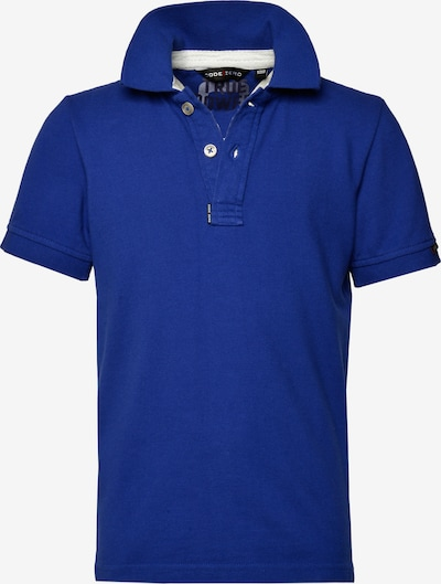 CODE-ZERO Poloshirts Shore Polo Kids in blau, Produktansicht
