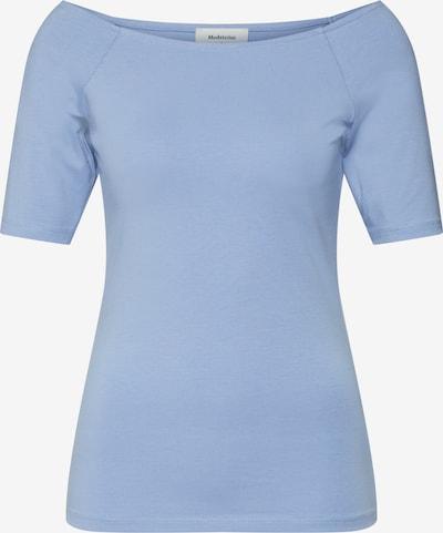 modström T-Shirt 'Tansy' in hellblau, Produktansicht