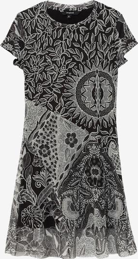 Desigual Robe d'été 'PARIS' en gris / noir, Vue avec produit