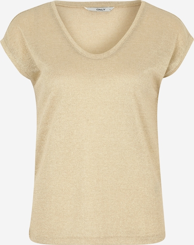 ONLY Koszulka 'Onlsilvery' w kolorze złoty żółtym, Podgląd produktu