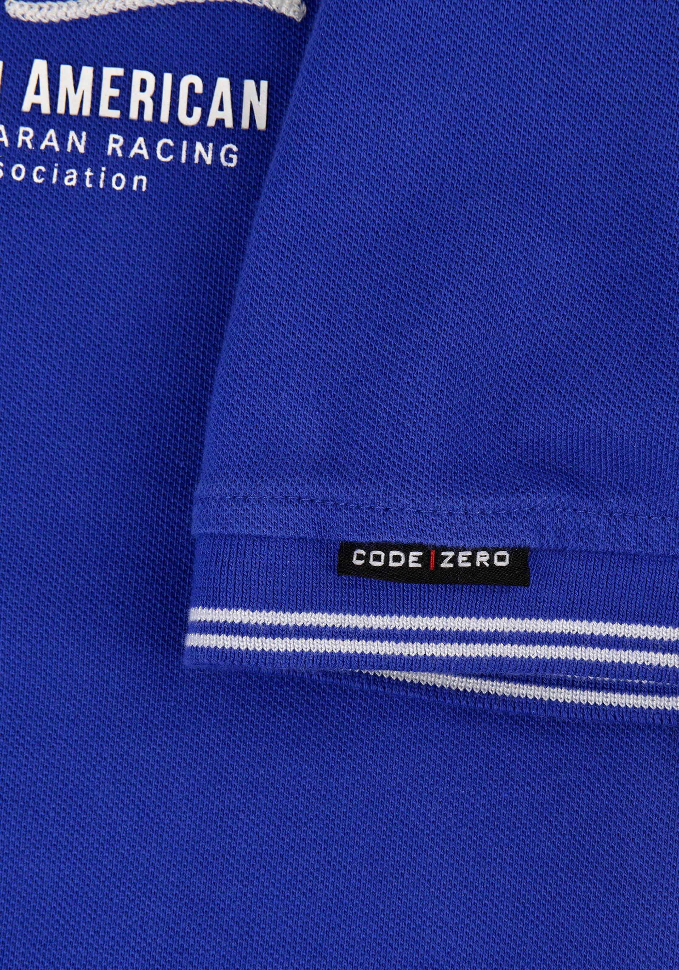 Nacra zero Code Polo 'ss Catamaran Polo' BlauWeiß In xCBedo