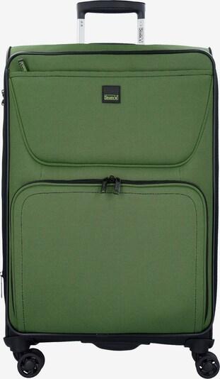 Stratic Trolley in grün, Produktansicht