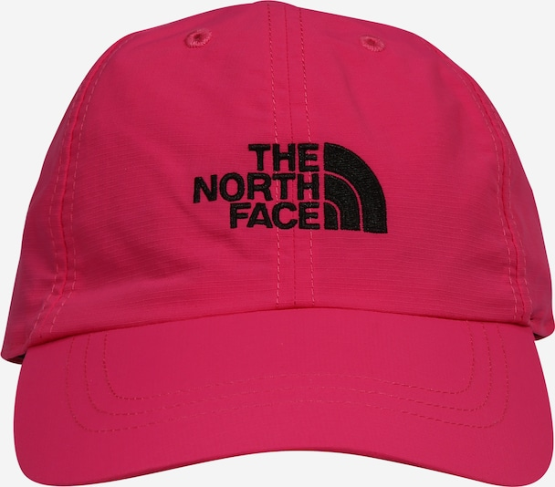 THE NORTH FACE Bonnet 'YOUTH HORIZON' en rose, Vue avec produit
