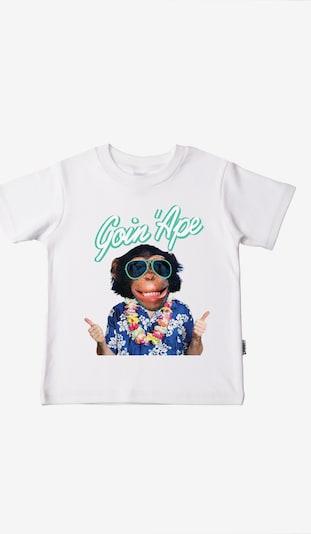LILIPUT Shirt in mischfarben / weiß, Produktansicht