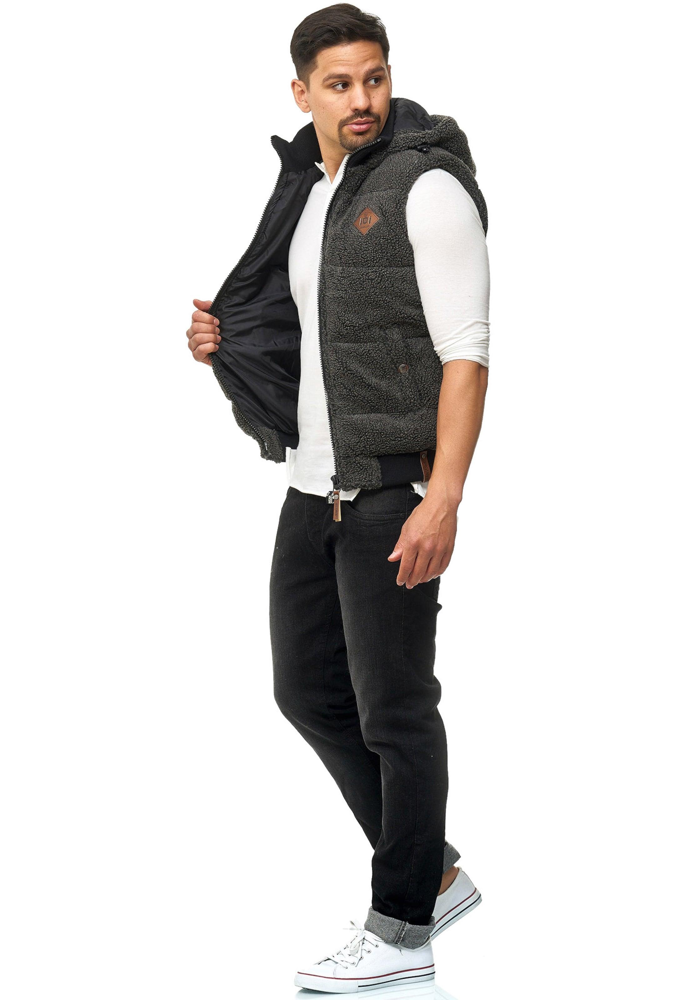 Hydes Jeans ' Gris En Indicode Gilet f6ymIvYb7g