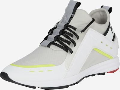 világosszürke / fehér HUGO Rövid szárú edzőcipők '0Hybrid_Runn', Termék nézet