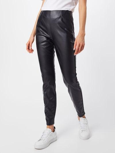 Kelnės 'Salungi 6' iš BOSS , spalva - juoda, Modelio vaizdas