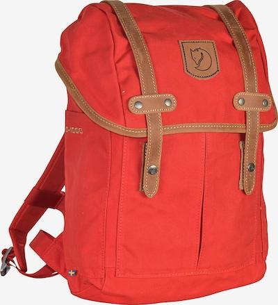Fjällräven Rucksack No.21 Mini Rucksack 35 cm in feuerrot, Produktansicht