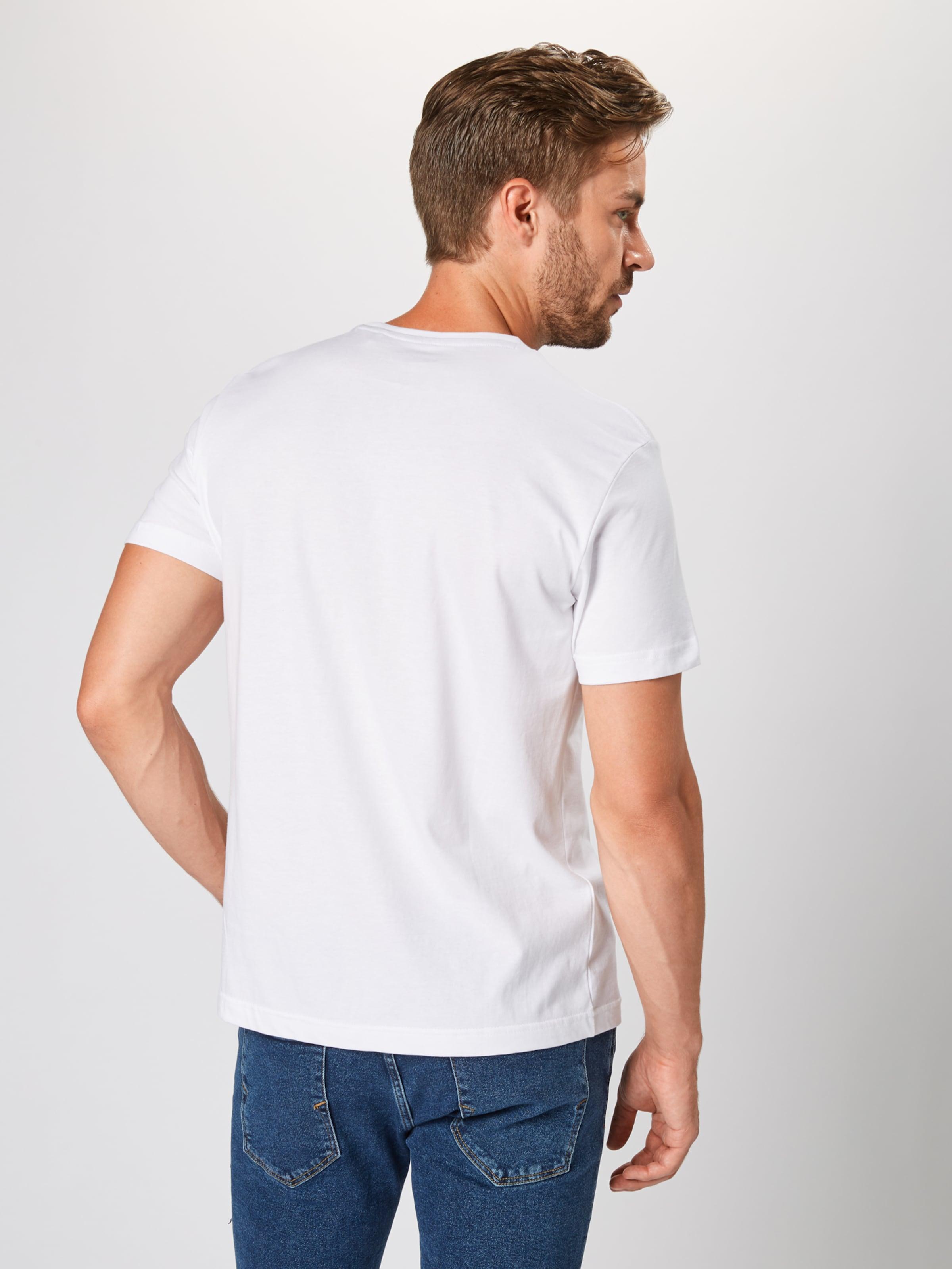 oliver Blanc shirt T Red S Label En sQdhCrtxoB
