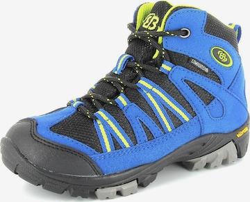 Brütting Boots 'OHIO HIGH' in Blue