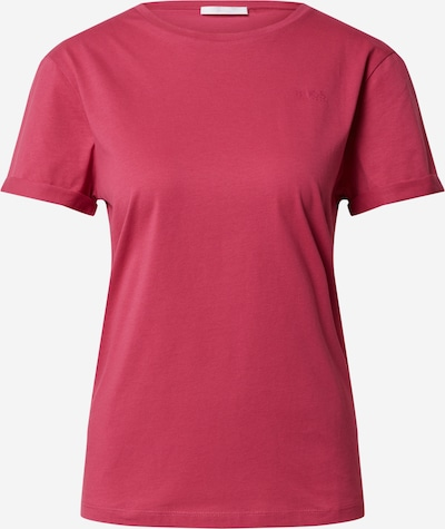 BOSS T-shirt 'Tesolid1' en rose, Vue avec produit