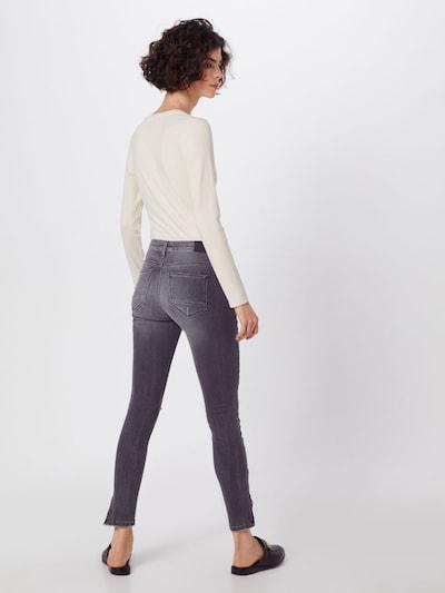 ONLY Jeans in grey denim: Rückansicht
