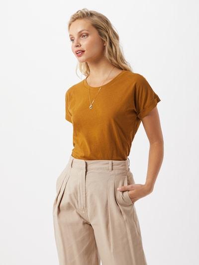 JACQUELINE de YONG Shirt 'Louisa' in braun: Frontalansicht