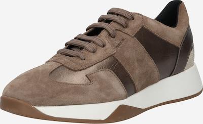 Sneaker low 'Suzzie' GEOX pe bej / maro, Vizualizare produs