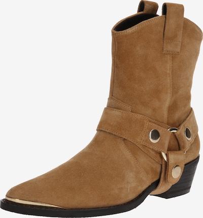 Kaubojiški batai iš STEVE MADDEN , spalva - šviesiai ruda: Vaizdas iš priekio