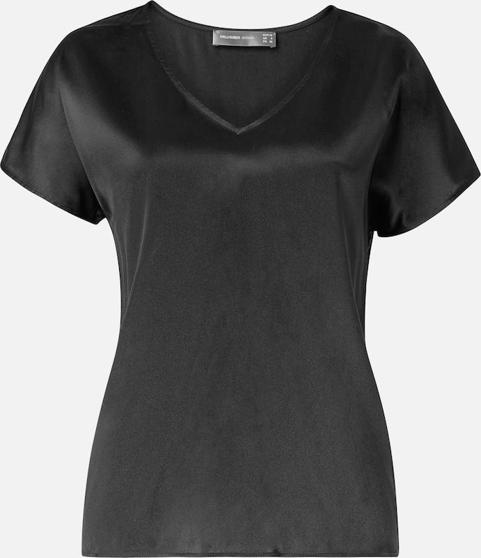 HALLHUBER Shirt in schwarz  Neuer Aktionsrabatt