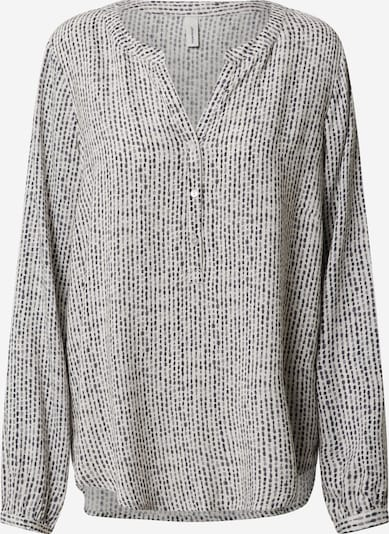 Soyaconcept Tunika 'Lise 2' in beige / grau / schwarz, Produktansicht