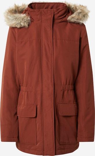JACQUELINE de YONG Zimska jakna 'Rua' | svetlo bež / rjasto rjava barva, Prikaz izdelka