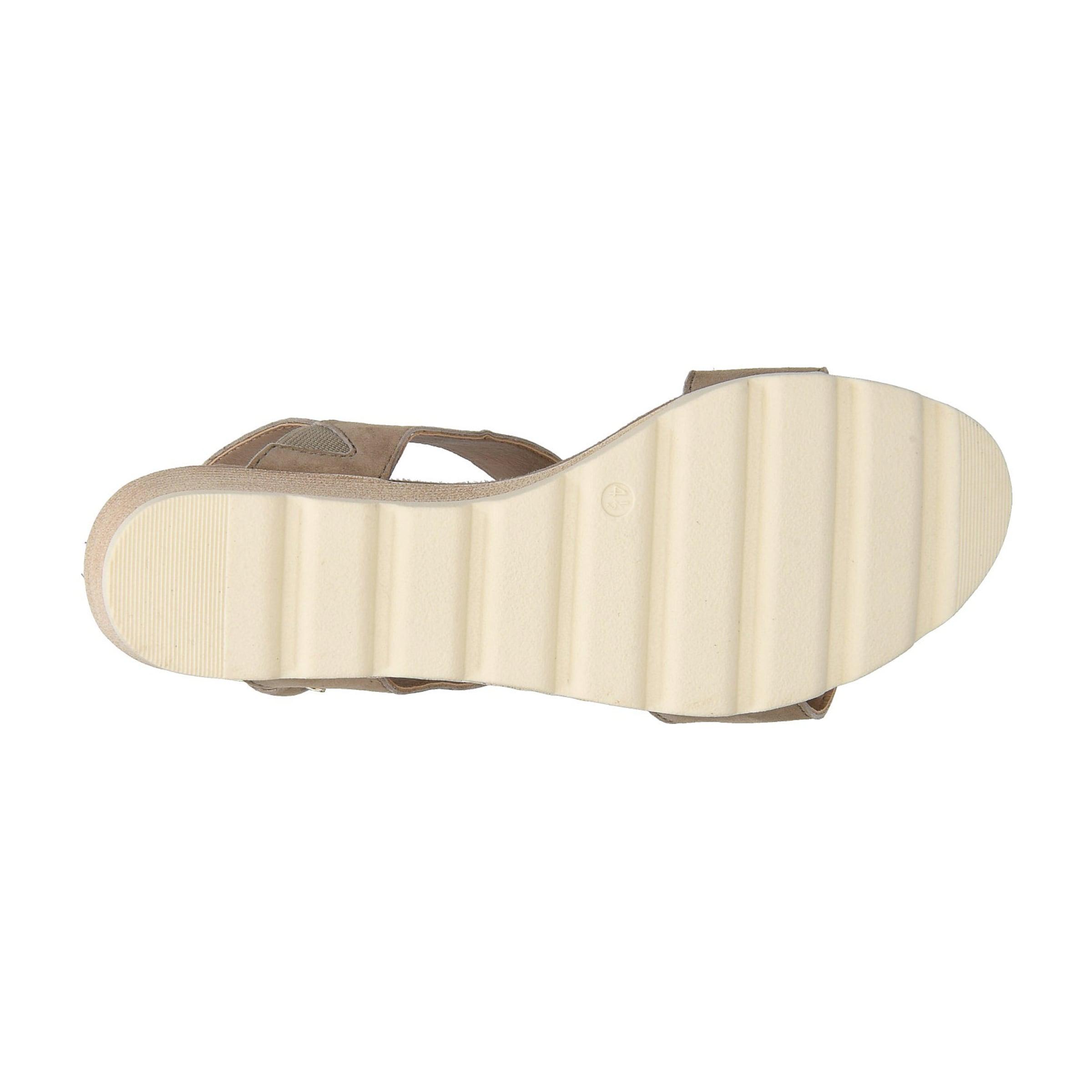 Sandaletten Sandaletten Sandaletten Caprice In Caprice Weiß Weiß Caprice HellbeigeDunkelbeige In HellbeigeDunkelbeige oxrBdCeW