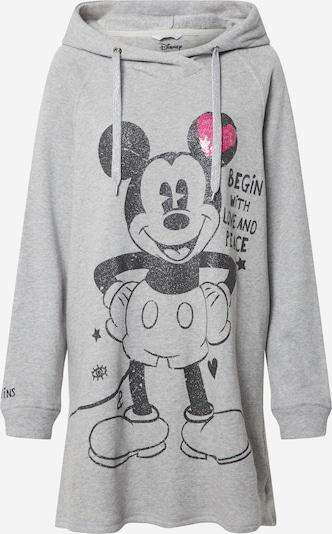 Rochie 'Mickey' Frogbox pe gri / roz / negru, Vizualizare produs
