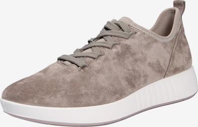 Legero Sneakers laag in de kleur Taupe, Productweergave