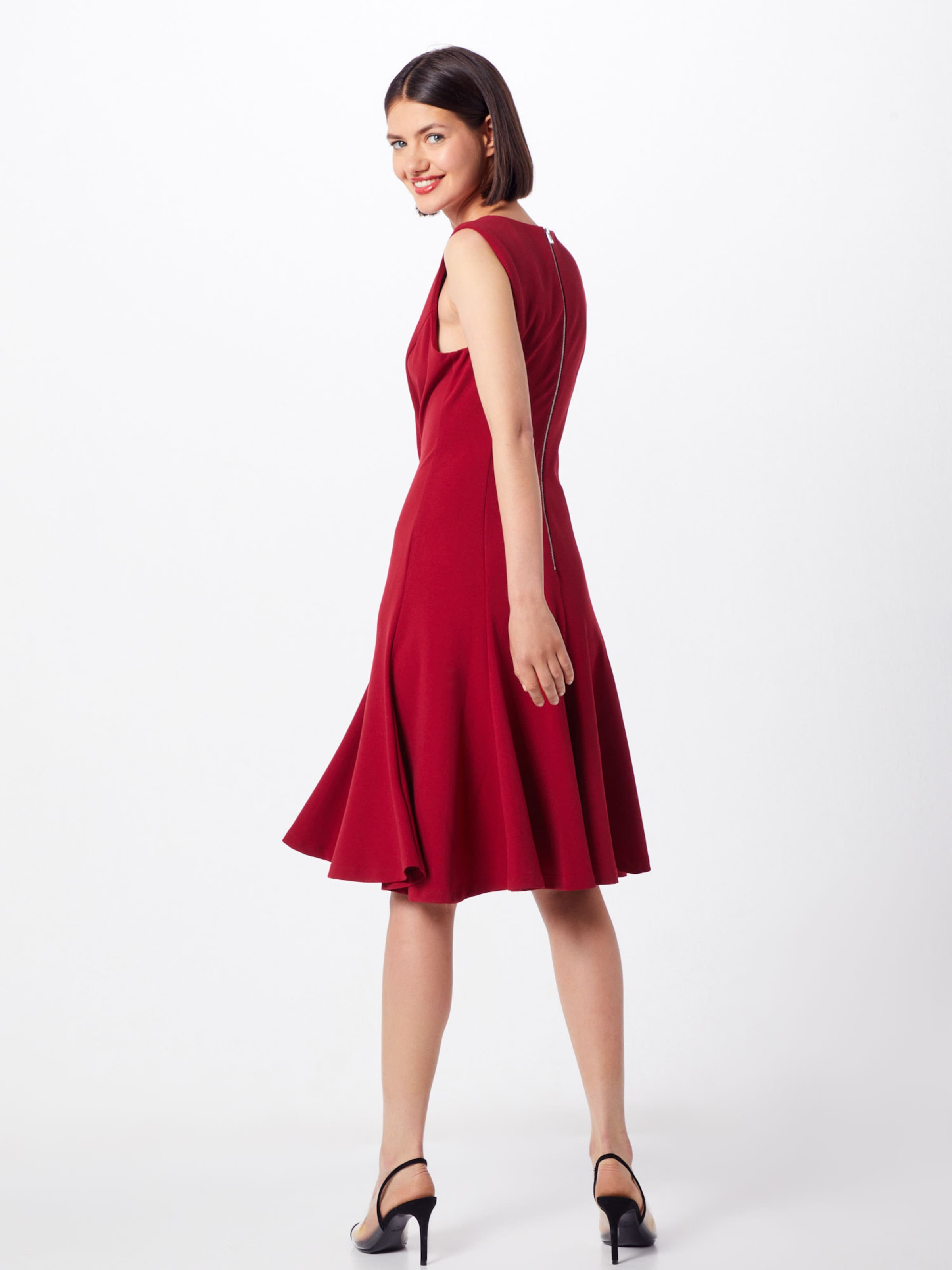 Calvin Rot Klein Kleid And Dress Ns' In 'fit Flare yf6b7g