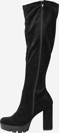 BULLBOXER Stiefel in schwarz: Seitenansicht