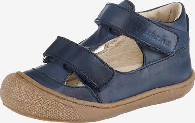 NATURINO Sandalen in blau, Produktansicht