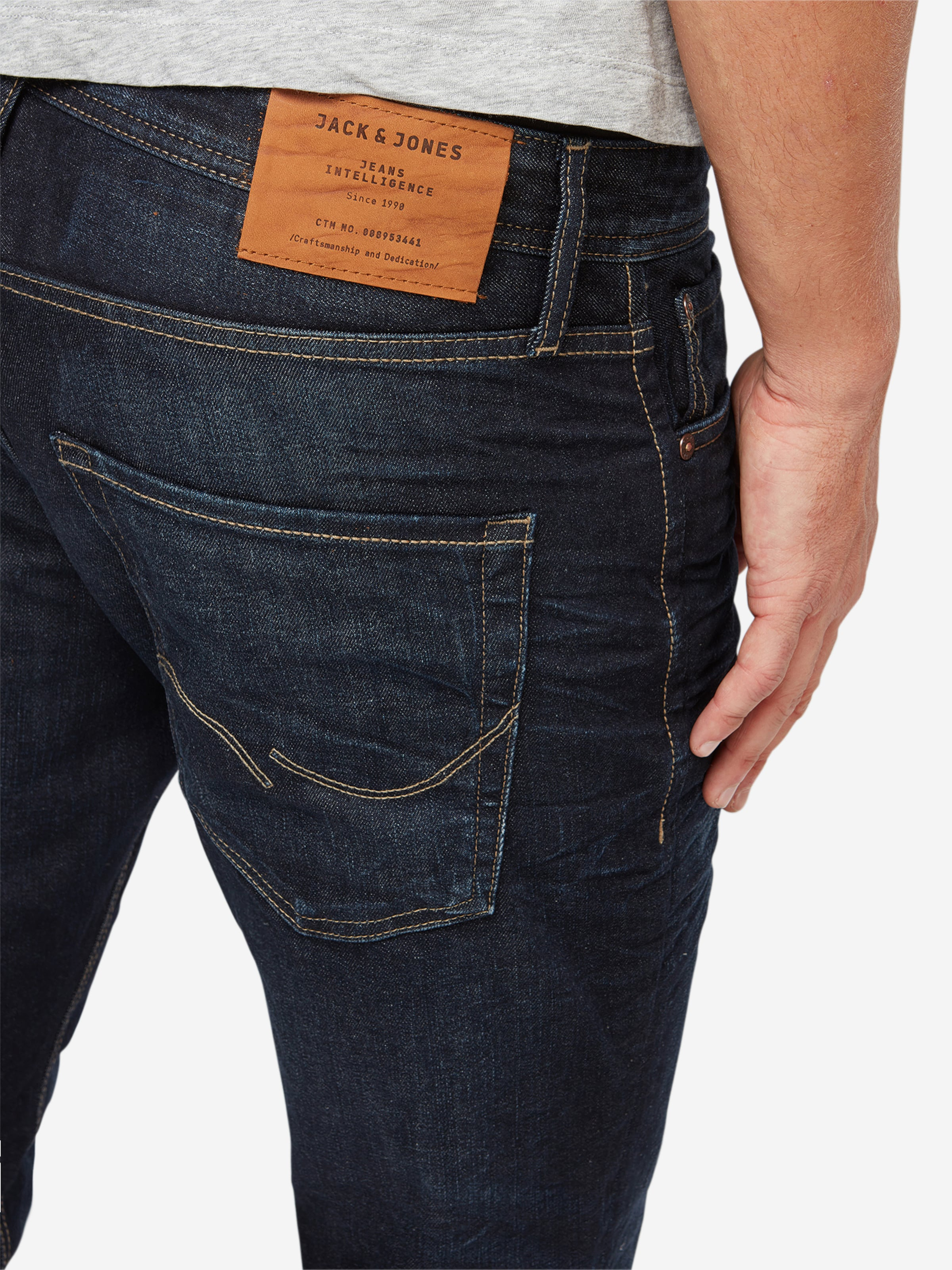 JACK & JONES Regular fit Jeans Clark Original JOS 318 Günstigster Preis RJ6Nq2x6