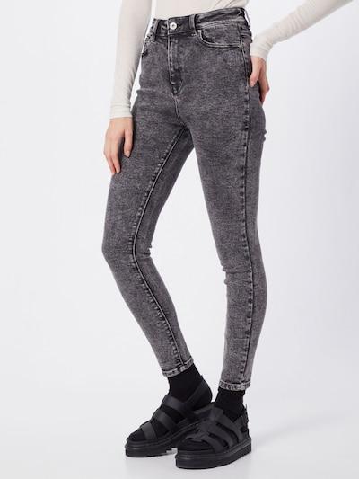 ONLY Jeans 'ONLMILA' in grau, Modelansicht