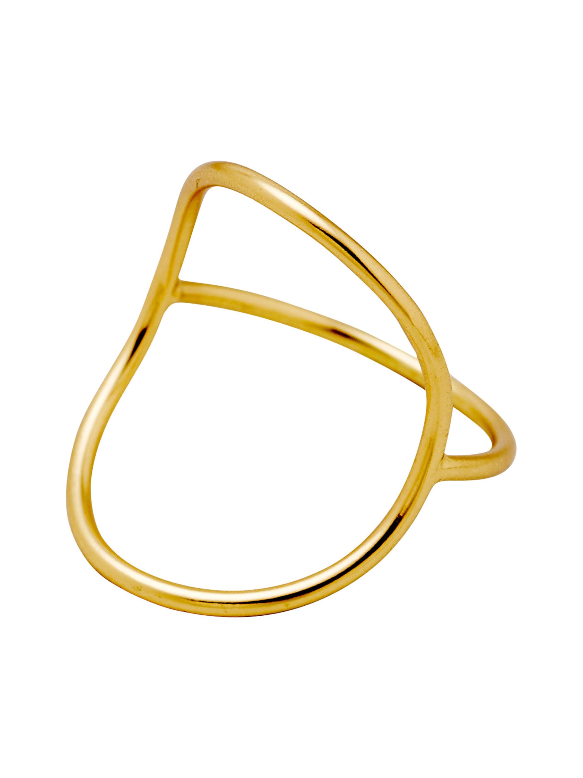 Pilgrim Ring Gold 'mia' In 8k0OPnw