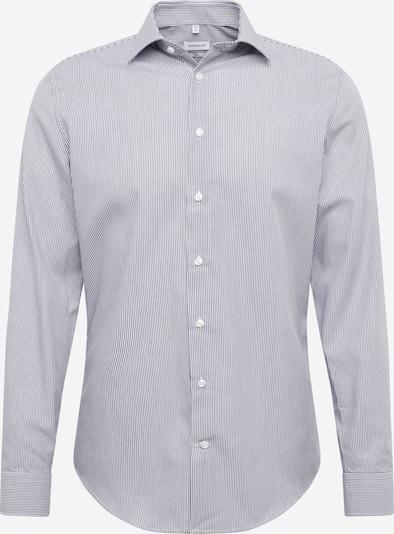 Dalykinio stiliaus marškiniai 'Business Kent' iš SEIDENSTICKER , spalva - tamsiai mėlyna / balta, Prekių apžvalga