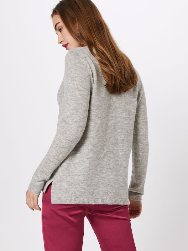 over En Red Gris S Label Pull oliver Clair 1FKTulJc3