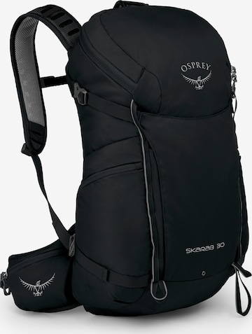 Osprey Sports Backpack 'Skarab 30 Daypack' in Black