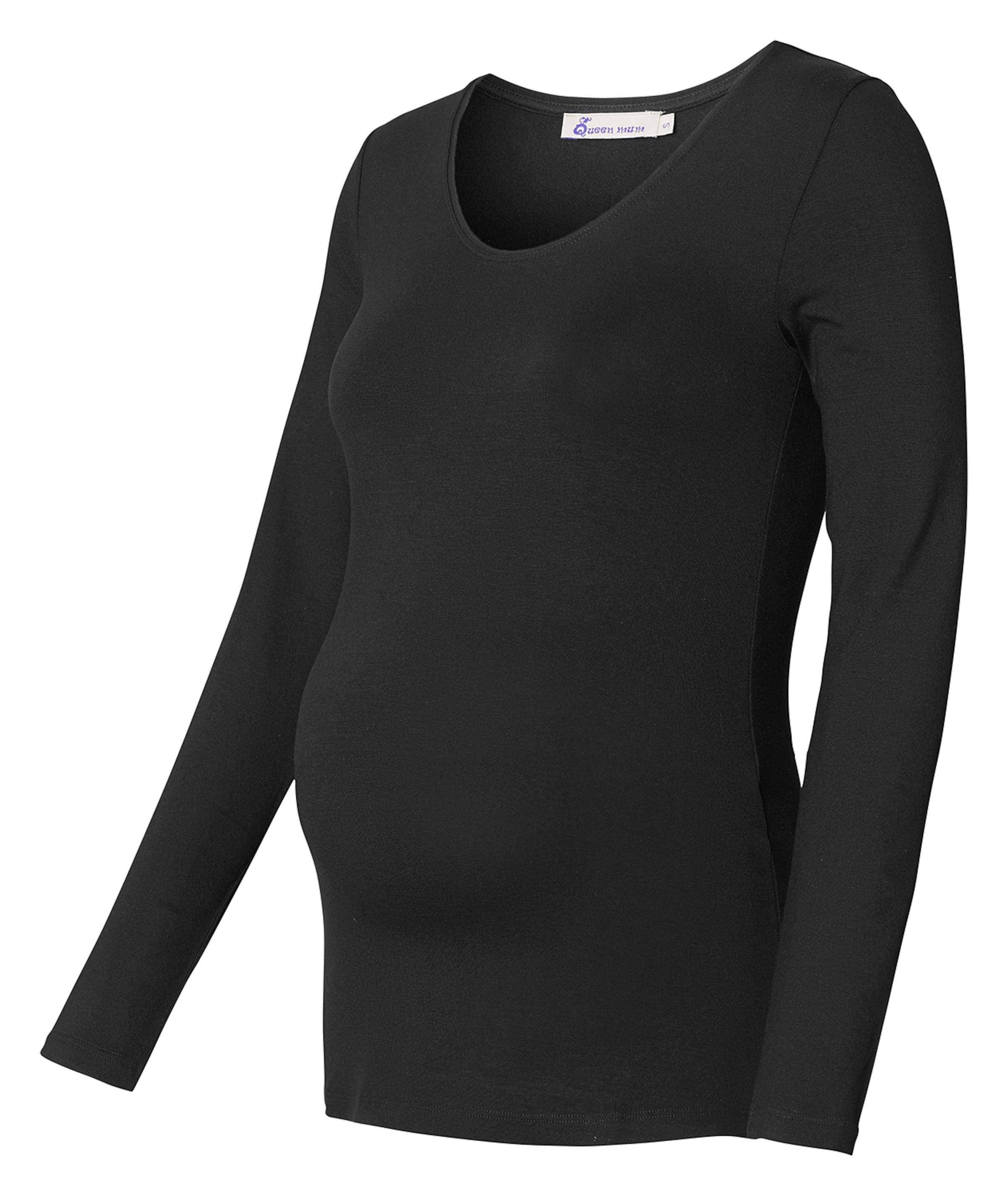 QUEEN MUM Langarmshirt Surfen Günstig Online Sammlungen Günstig Online Billig Verkauf Sammlungen Online Blättern Rabatt-Angebote nhohzf